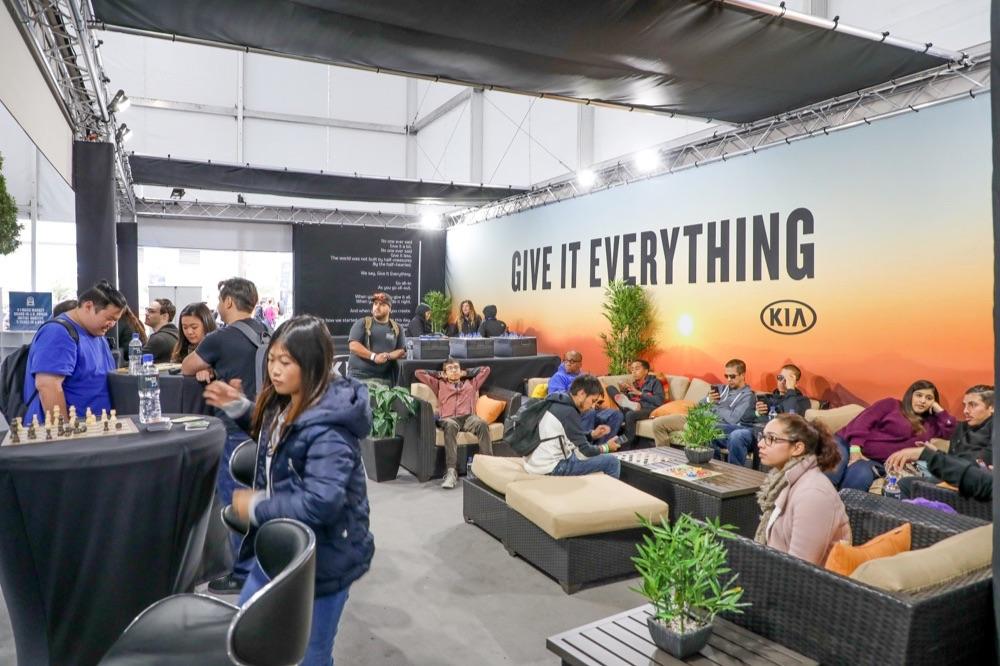experiential marketing fabricators - Kia Seltos Reveal