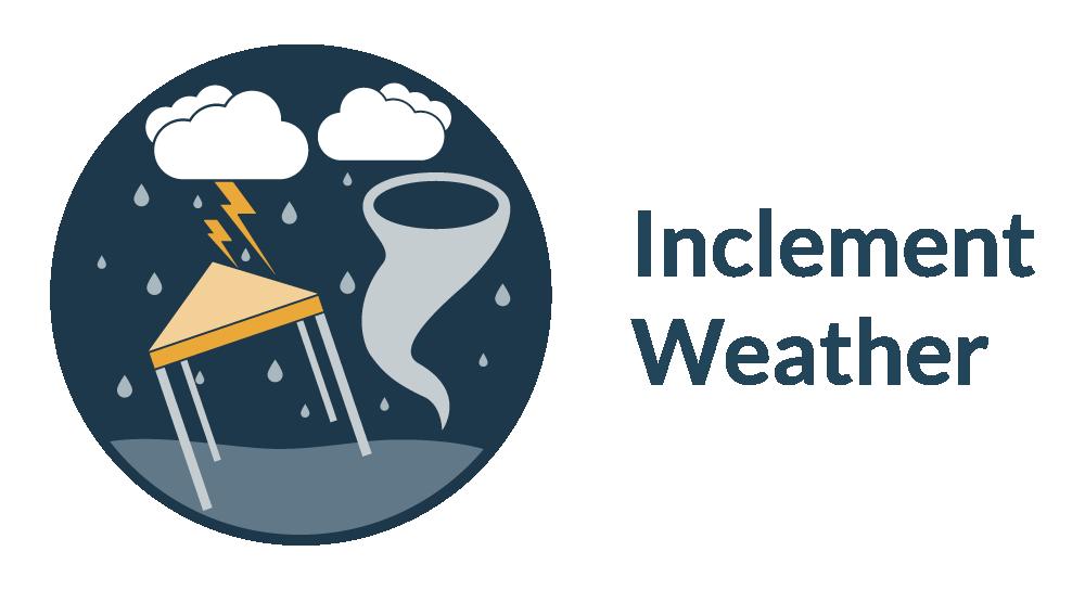 pop up tent warranties and weather