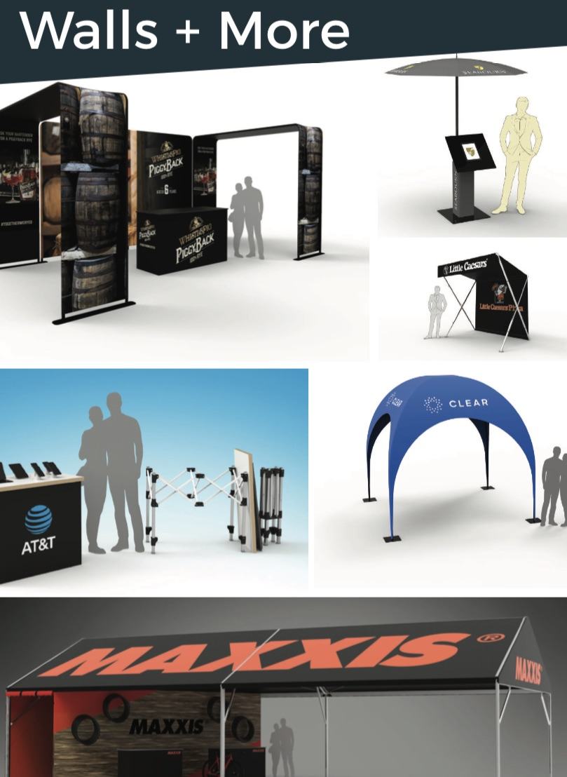 event fabrication ideas and concepts