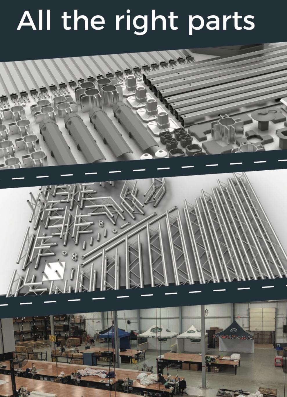 experiential marketing fabrication capabilities
