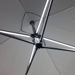 LED lighting kits for pop up canopy tents