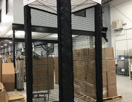 5X5 custom drone cage for IBM Watson IoT