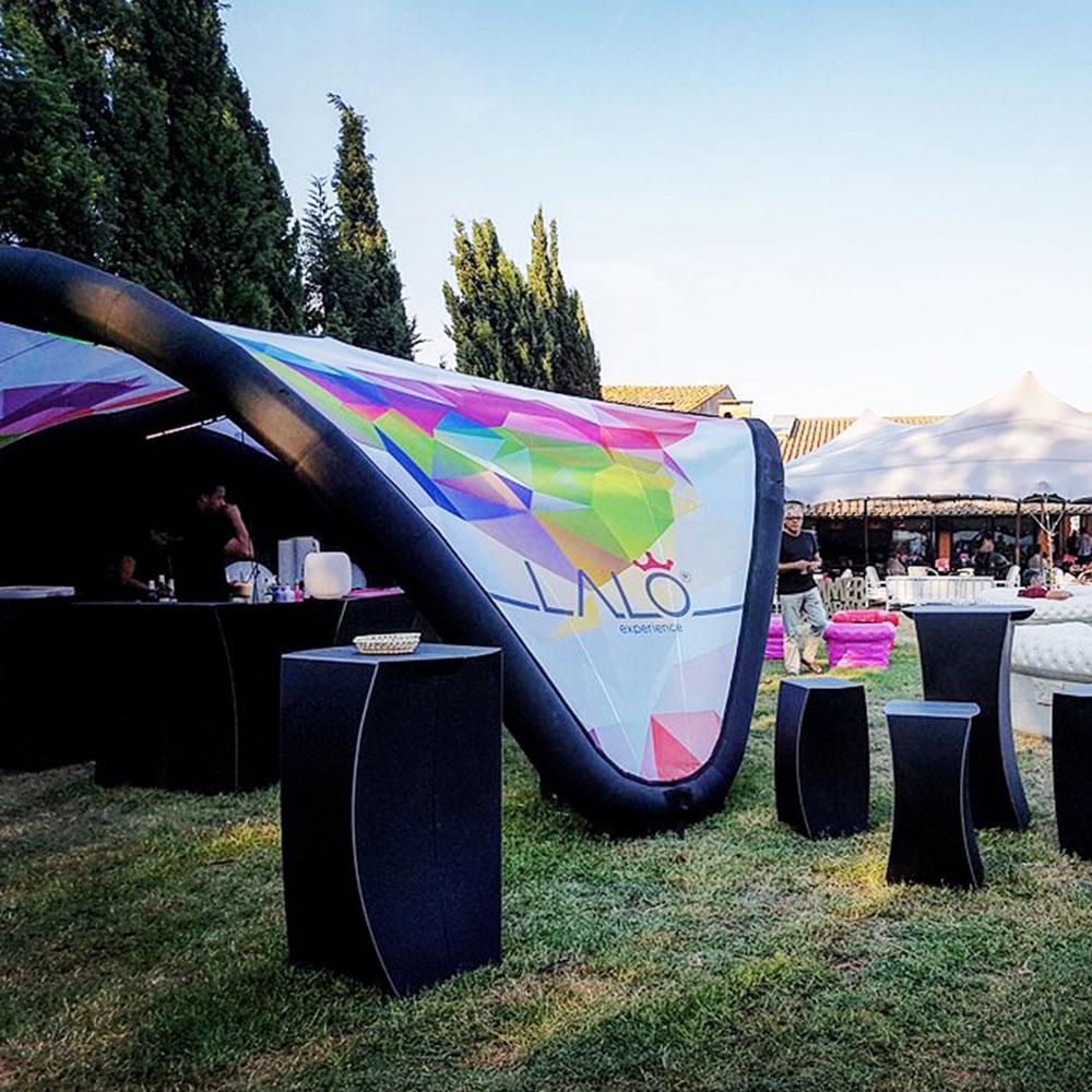 Festival Signus Inflatable Tent