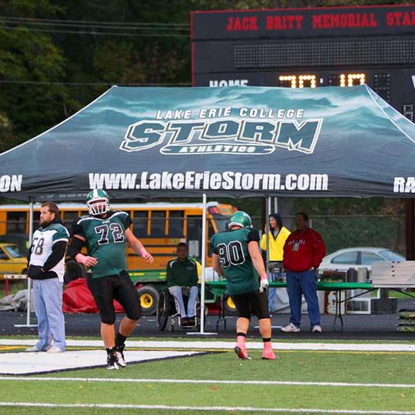 10X20 Team Tents for School Athletics