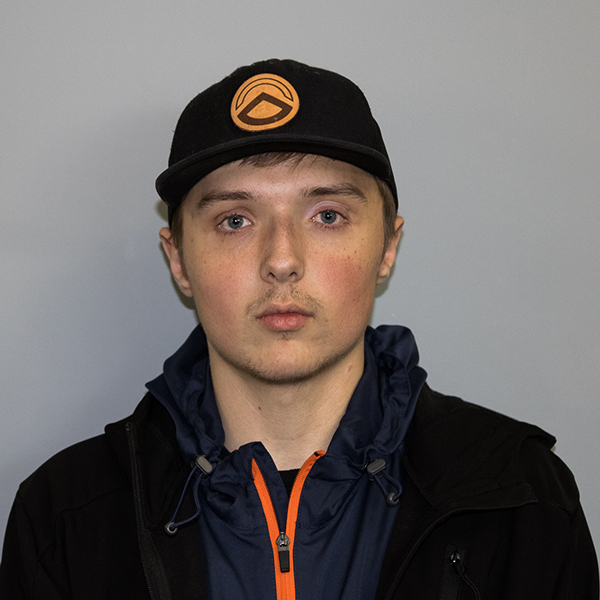 TentCraft employee image of Caleb Vanklompenberg